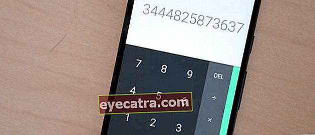 """Hogyan lehet elrejteni a """"titkos"""" fájlokat egy mobiltelefon-kalkulátoron, a barátja nem fogja észre!"""