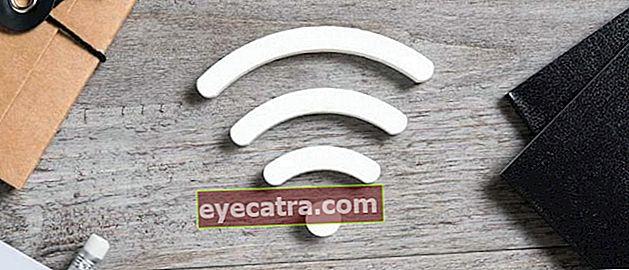 Πώς να χρησιμοποιήσετε το πιο πρόσφατο κύριο κλειδί WiFi, αποκτήστε δωρεάν Internet!