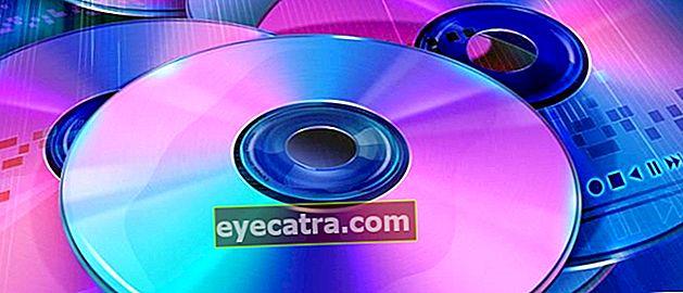 Γρήγοροι και εύκολοι τρόποι για να δημιουργήσετε εντυπωσιακά σχέδια ετικετών CD χωρίς το Photoshop