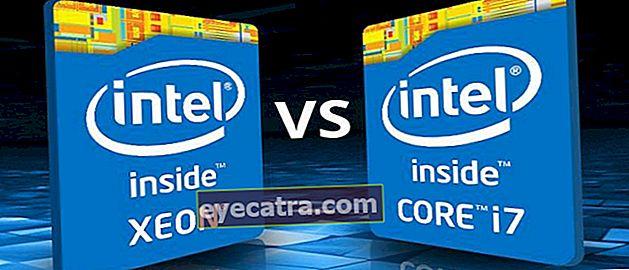 Αυτή είναι η διαφορά μεταξύ των επεξεργαστών Intel Core i7 και Intel Xeon