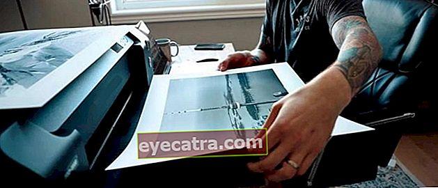Οδηγός πλήρους μεγέθους χαρτιού A3 για ψηφιακή εκτύπωση!