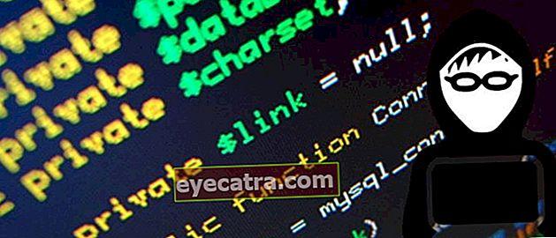 Θέλετε να γίνετε χάκερ; Αυτή είναι η γλώσσα προγραμματισμού που πρέπει να μάθετε