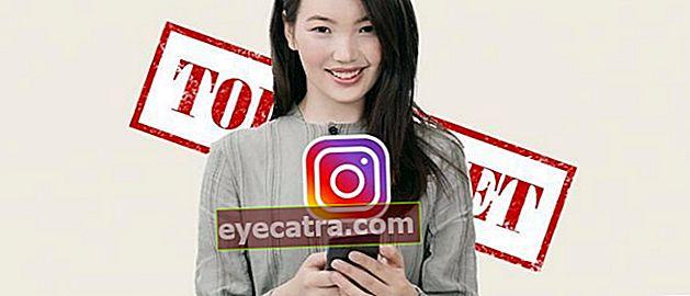 Pszt ... ezek a titkos Instagram-szolgáltatások, amelyeket tudnia kell!