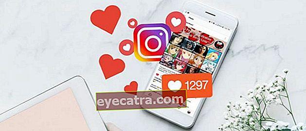 10 legjobb alkalmazás az Instagram sok szeretetéhez Nagyon jó!