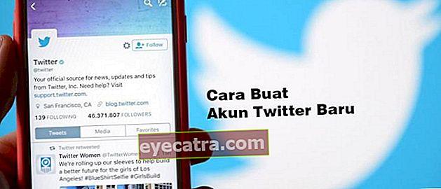 Új Twitter-fiók létrehozása Android telefonon