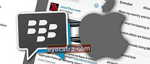 BBM Mod iOS: Skift udseendet på BBM Android Ligesom den nyeste version af BBM iPhone