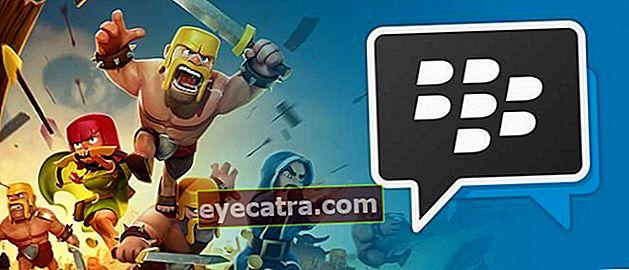BBM Mod COC: Obligatorisk BBM Mod For Clash of Clans Lovers