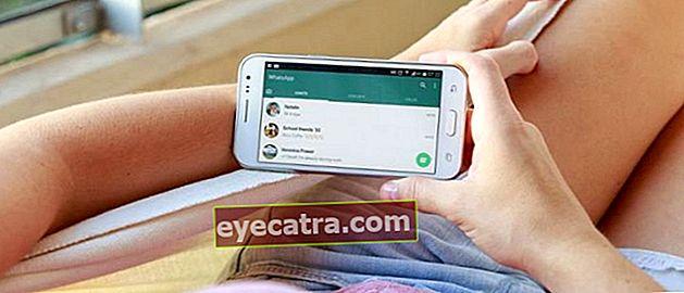 6 Andre funktioner i WhatsApp, der sjældent bruges af mange mennesker
