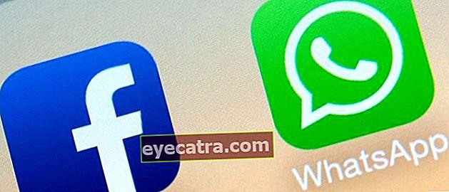 Sådan holder du din WhatsApp i at oprette forbindelse til Facebook