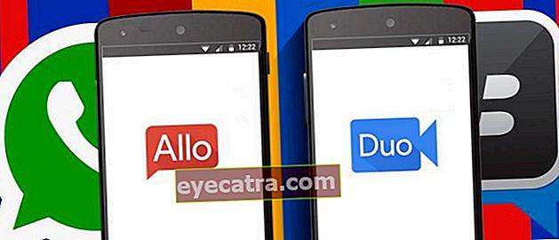 WhatsApp er forældet, Google har mere sofistikeret Allo og Duo!