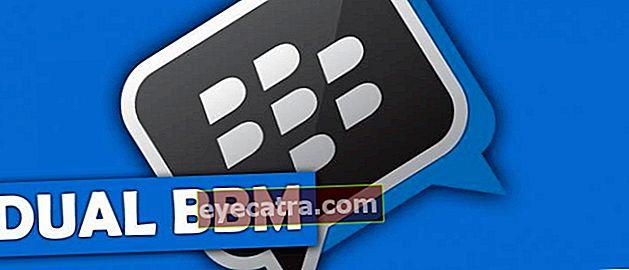 Seneste BBM Mod: Sådan køres to BBM på en Android-smartphone