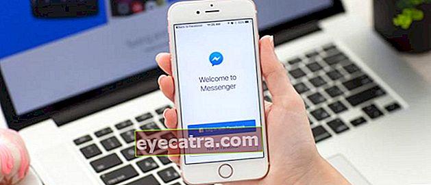 10 hemmelige ting, du kan gøre med Facebook Messenger-applikationen