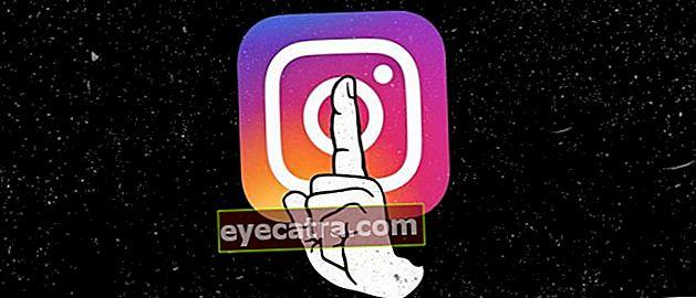 Sådan blokerer og følger du andres Instagram uden at blive fanget