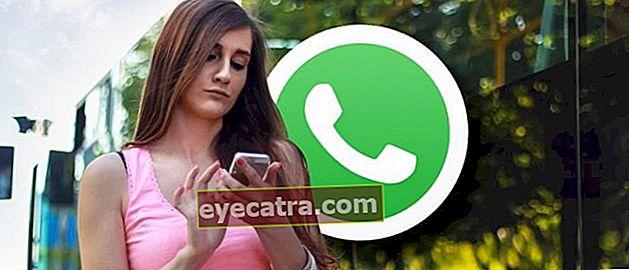 Sådan ser du den skjulte sidst set af din kærestes WhatsApp!