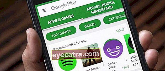 7 Tiltott alkalmazás nincs a Google Play Áruházban