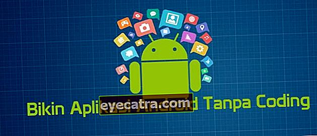 5 Szoftver Android alkalmazások létrehozásához kódolás nélkül