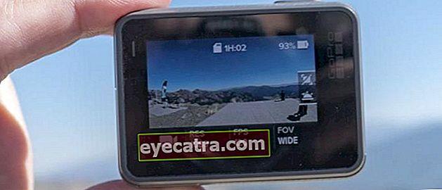 Itt van 4 kameraalkalmazás, például a GoPro az Android-on