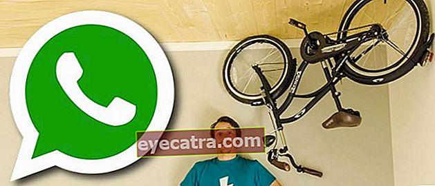 Πώς να κάνετε αντίστροφες δημοσιεύσεις στο WhatsApp (Μήνυμα και κατάσταση)