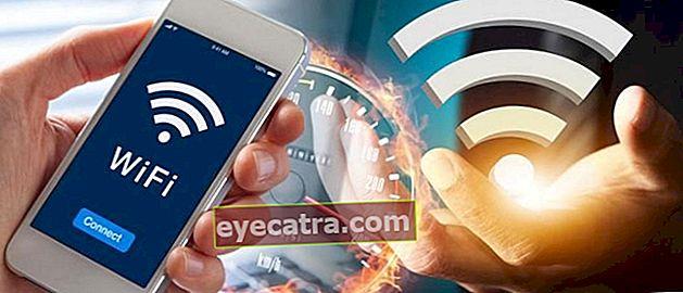7 καλύτερες εφαρμογές WiFi Signal Booster για το 2020, Anti-Slow!