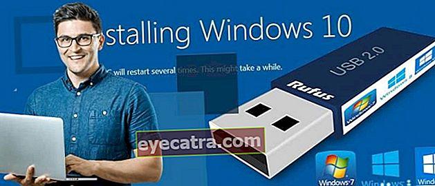 A Rufus használatával csak a flashdisk tőkét tartalmazó Windows 10 telepíthető!