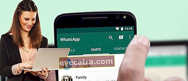 Hogyan kell használni a WhatsApp webet laptopokon és mobiltelefonokon Csevegés egyszerű!