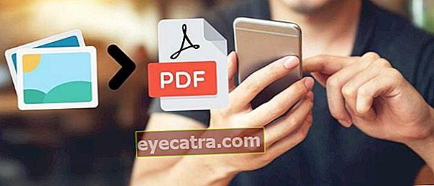 4 egyszerű módszer a JPG-fotók konvertálására PDF-be Androidra és PC-re, ingyen!