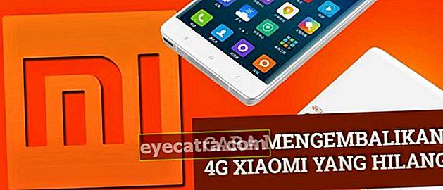 3 hatékony módszer az elveszett Xiaomi 4G helyreállítására
