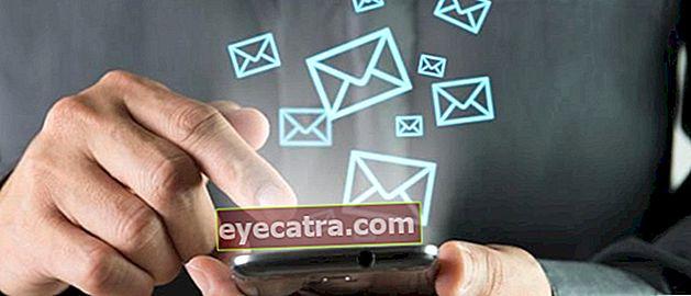 ΕΚΠΛΗΚΤΙΚΟΣ! Δείτε πώς μπορείτε να στείλετε μηνύματα ηλεκτρονικού ταχυδρομείου σε αριθμούς κινητής τηλεφωνίας