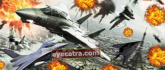 A legjobb 20 legjobb harci repülőgép-játék Androidon és PC-n | Ingyenes
