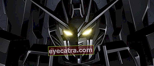 60 Gundam HD Wallpapers 2019 (πτέρυγα, μονόκερος, σπόρος κ.λπ.)