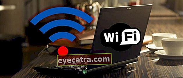 Könnyű megoldások a megszakadt WiFi problémák megoldására egy laptopon