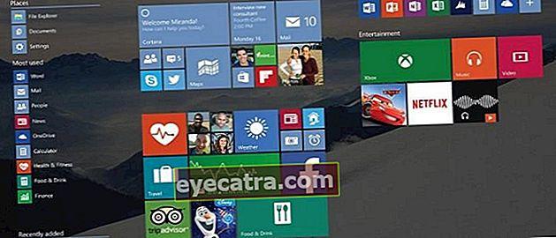 Πώς να ξεπεράσετε το μενού έναρξης των Windows 10 που έχει κολλήσει σε πλήρη οθόνη